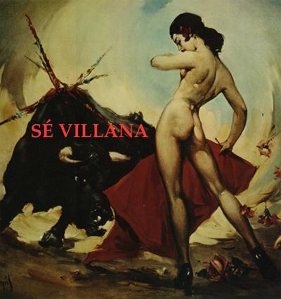 Cartel de la película 'Se villana (La Sevilla del diablo)', de María Cañas