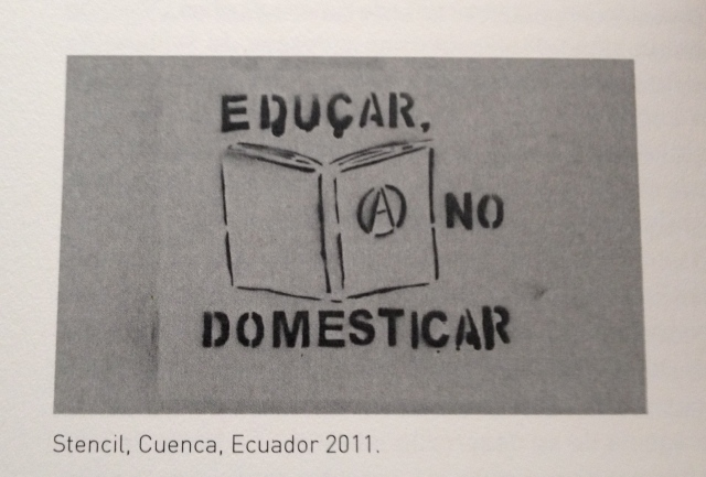educar no domesticar