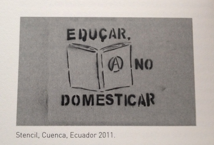 educar no domesticar