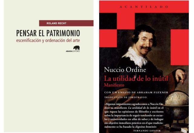 libros museos blog
